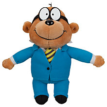 Buy Danger Mouse Penfold Talking Soft Toy Online at johnlewis.com
