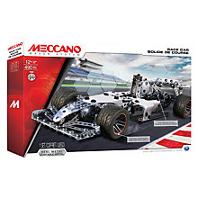 Buy Meccano Exclusive Race Car Online at johnlewis.com