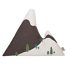 Buy John Lewis Chamonix Mountain Cushion Online at johnlewis.com