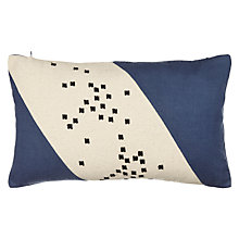 Buy Design Project by John Lewis No 084 Cushion, Natural Online at johnlewis.com