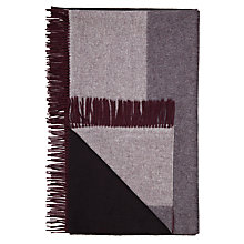 Buy Design Project by John Lewis No.021 Throw, Juniper Online at johnlewis.com