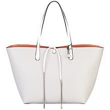 Buy Fiorelli Savannah Tote Bag, White / Multi Stripe Online at johnlewis.com
