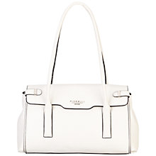 Buy Fiorelli Fletcher Shoulder Bag, White Online at johnlewis.com