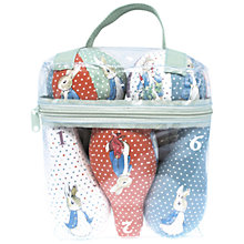 Buy Beatrix Botter Petter Rabbit Soft Bowling Set Online at johnlewis.com