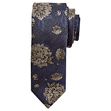 Buy Ted Baker Floral Silk Tie Online at johnlewis.com