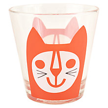 Buy Jane Foster Red Cat Tumbler Online at johnlewis.com