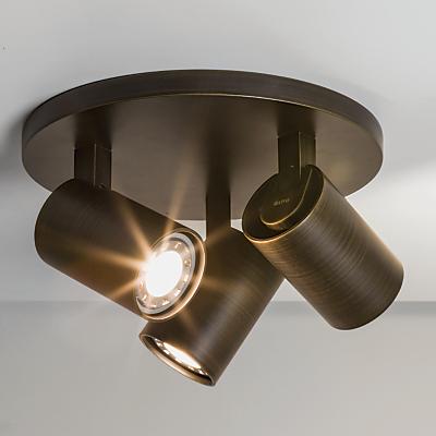 ASTRO Ascoli Spotlight, 3 Light Plate