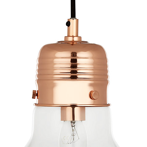 Buy House by John Lewis Watt Pendant Online at johnlewis.com