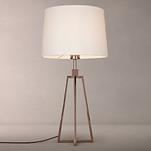 Buy John Lewis Lockhart Tripod Table Lamp Online at johnlewis.com