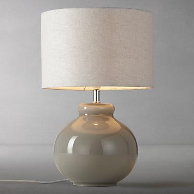 John Lewis Ettie Glass Table Lamp