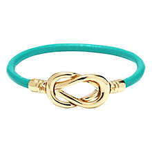 Buy Adele Marie Love Knot Bracelet Online at johnlewis.com