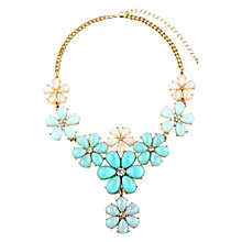 Buy Adele Marie Floral Statement Necklace Online at johnlewis.com