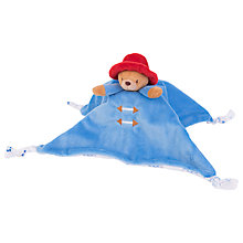 Buy Paddington Bear Soft Baby Comforter Online at johnlewis.com