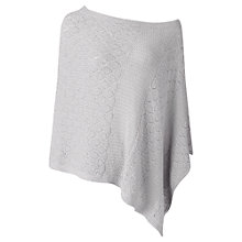 Buy Jigsaw Knitted Panel Poncho Online at johnlewis.com
