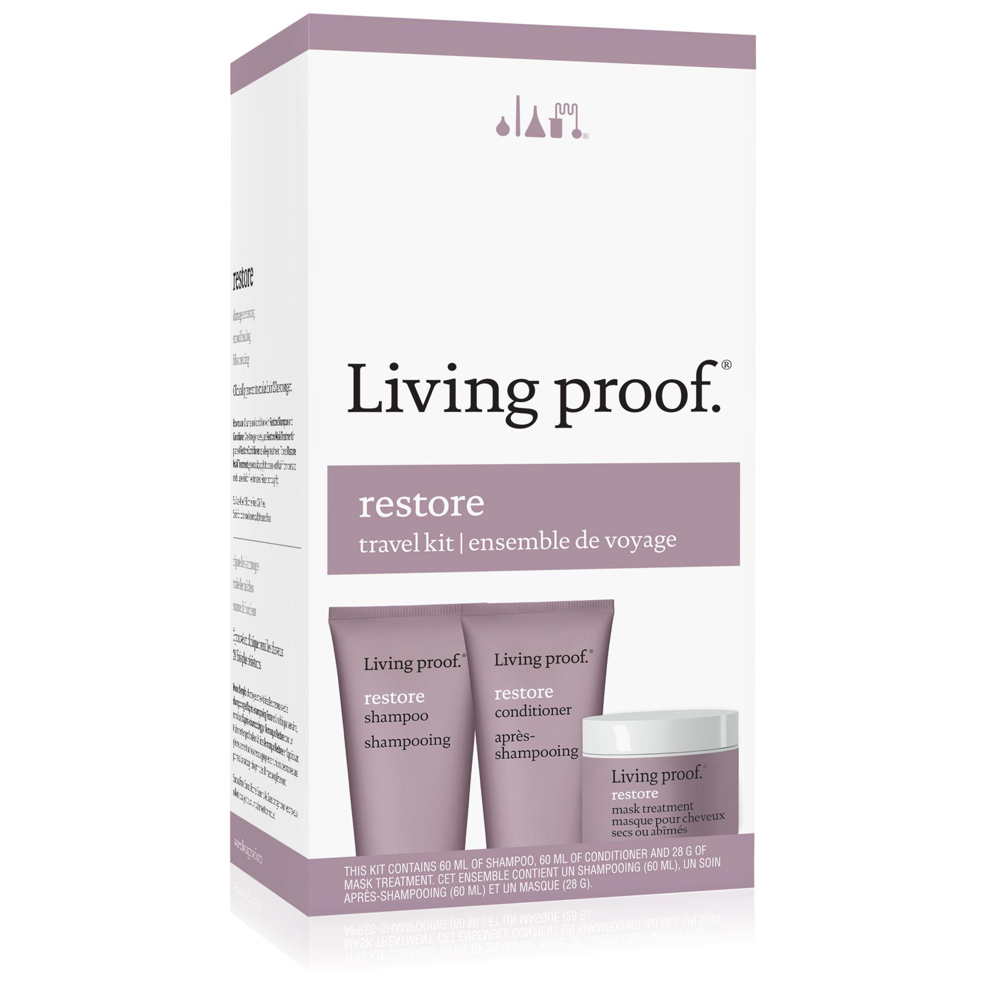 Living Proof Living Proof Restore Travel Kit Haircare Gift Set
