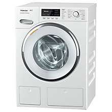Buy Miele WMR 561 WPS Freestanding Washing Machine, 9kg Load, A+++ Energy Rating, 1600rpm Spin, White Online at johnlewis.com