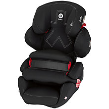 Buy Kiddy Guardian Group 1/2/3 Car Seat, Manhattan Black Online at johnlewis.com