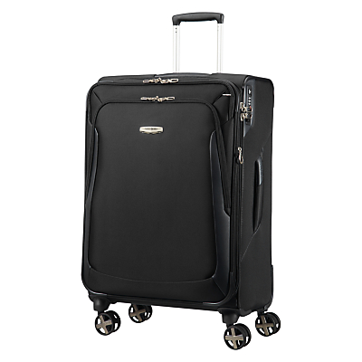 Samsonite X'blade 3.0 Spinner 4-Wheel 71cm Medium Suitcase, Black