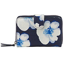 Buy John Lewis Tony Medium Flap-Over Purse, Multi Online at johnlewis.com