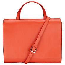 Buy Kin by John Lewis Celia Leather Shoulder Bag Online at johnlewis.com