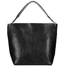 Buy Kin by John Lewis Fia Leather Hobo Bag Online at johnlewis.com