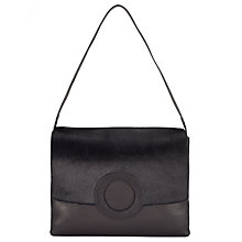 Buy Kin by John Lewis Fia Leather Shoulder Bag Online at johnlewis.com