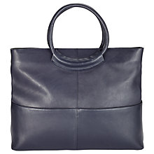 Buy Kin by John Lewis Fia Leather Tote Bag Online at johnlewis.com