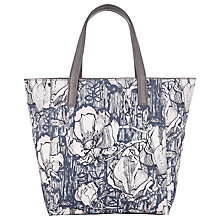 Buy John Lewis Archive Floral Print Grab Bag, Multi Online at johnlewis.com