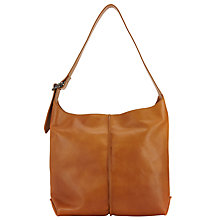 Buy Collection WEEKEND by John Lewis Abigail Leather Shoulder Bag Online at johnlewis.com