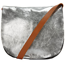 Buy Collection WEEKEND by John Lewis Abigail Leather Across Body Bag Online at johnlewis.com