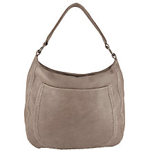 Buy Collection WEEKEND by John Lewis Georgia Leather Shoulder Bag Online at johnlewis.com