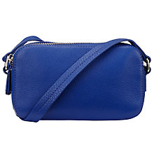Buy John Lewis Morgan Leather Small Across Body Bag Online at johnlewis.com