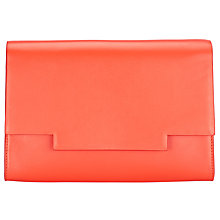 Buy Kin by John Lewis Leather Clutch Bag Online at johnlewis.com