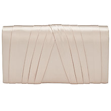 Buy John Lewis Marta Clutch Bag, Champagne Online at johnlewis.com