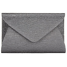 Buy John Lewis Fiona Satin Envelope Clutch Online at johnlewis.com