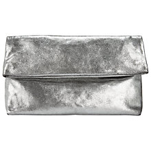 Buy Collection WEEKEND by John Lewis Mia Leather Clutch Bag Online at johnlewis.com