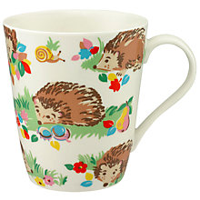 Buy Cath Kidston Stanley 'Hedgehogs' Mug Online at johnlewis.com