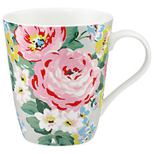 Buy Cath Kidston Stanley Norfolk Rose Mug Online at johnlewis.com