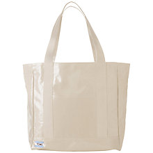 Buy TOMS Shiny Canvas Tote Bag Online at johnlewis.com