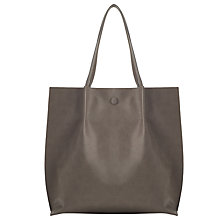 Buy Kin by John Lewis Fran Pintch Tote Bag, Grey Online at johnlewis.com