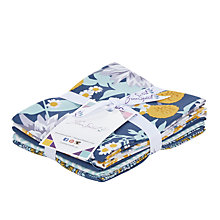 Buy Rowan Wander Fat Quarter Fabric, Pack of 5, Multi Online at johnlewis.com