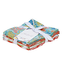 Buy Rowan Butterfly Garden Fat Quarter Fabric, Pack of 5, Multi Online at johnlewis.com