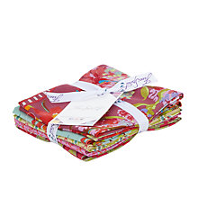 Buy Rowan Orient Fat Quarter Fabrics, Pack of 5, Multi Online at johnlewis.com