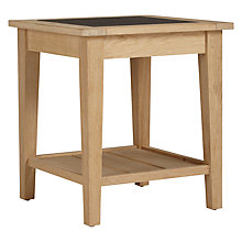 Buy John Lewis Croft Collection Lyall Side Table Online at johnlewis.com