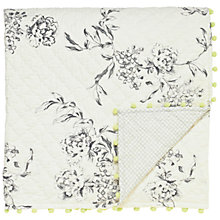 Buy Joules London in Bloom Throw Online at johnlewis.com