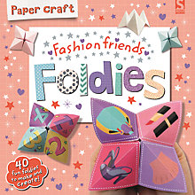 Buy Paper Craft Fashion Friends Foldies Online at johnlewis.com