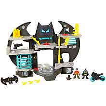 Buy Imaginext Batman Batcave Online at johnlewis.com
