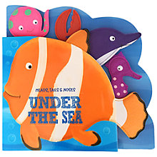 Buy Heads, Tails & Noses Under the Sea Online at johnlewis.com