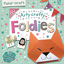 Buy Paper Craft Arty Crafty Foldies Online at johnlewis.com
