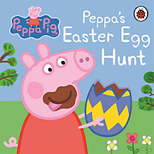 Buy Peppa's Easter Egg Hunt Online at johnlewis.com